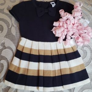 💞Janie and Jack Sweater Dress with Bow💞